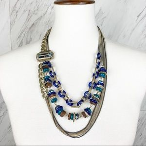 Kenneth Cole New York Multi-Strand Necklace